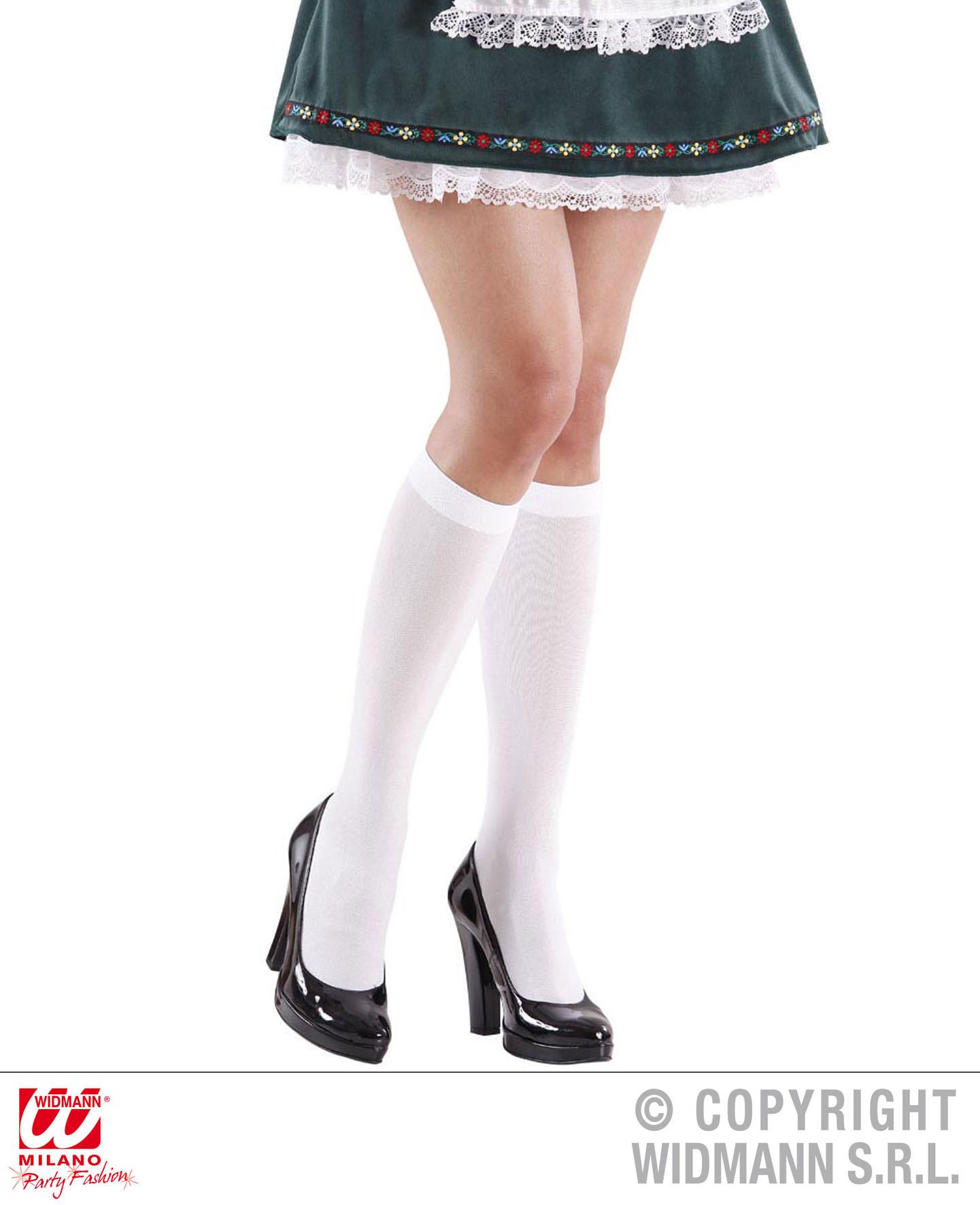 Αποκριάτικες Κάλτσες Λευκές ... b57ec10d37d