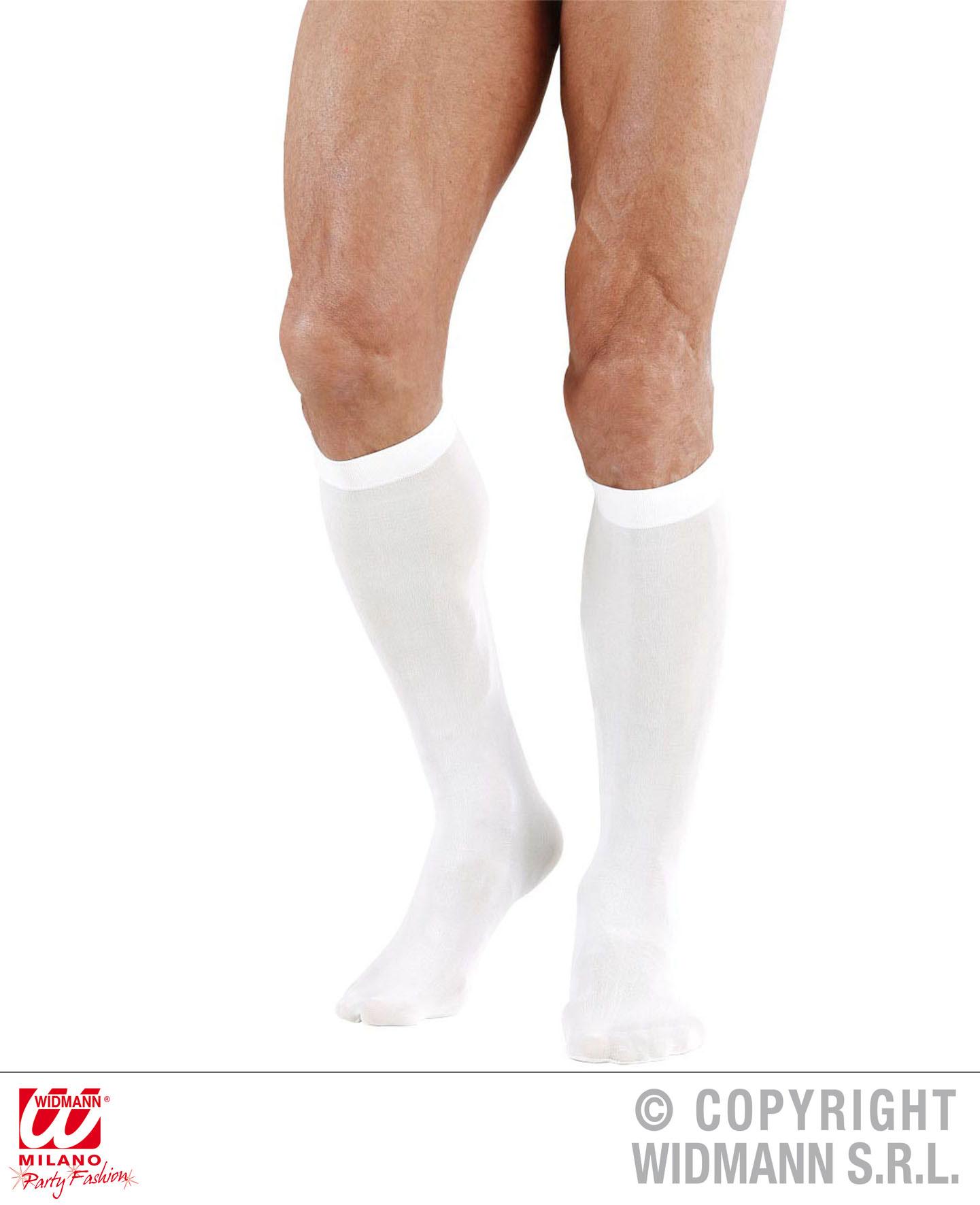 Αποκριάτικες Κάλτσες Λευκές  Αποκριάτικες Κάλτσες Λευκές 58d934e4634